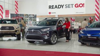Toyota Ready Set Go! TV Spot, 'What If: RAV4' [T2] - Thumbnail 1