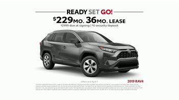 Toyota Ready Set Go! TV Spot, 'What If: RAV4' [T2] - Thumbnail 7
