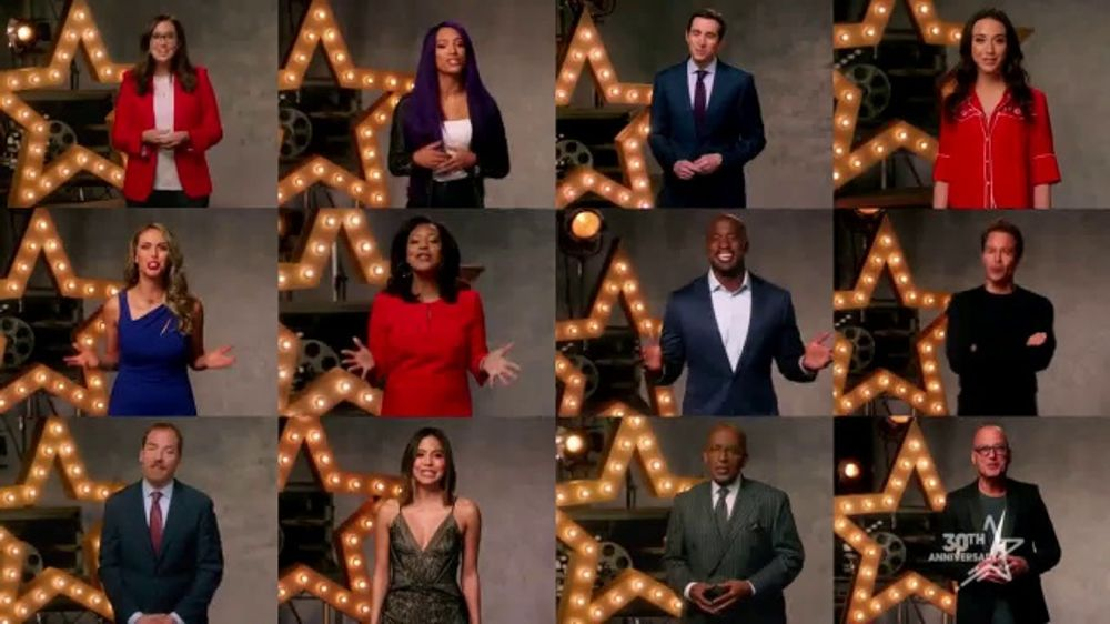 The More You Know TV Commercial, '30th Anniversary: Anthem' Feat. Al Roker, Chuck Todd & Sasha Banks
