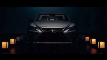 Invitation to Lexus Sales Event TV Spot, 'Unforgettable' [T2]