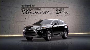 Invitation to Lexus Sales Event TV Spot, 'Unforgettable' [T2] - Thumbnail 8