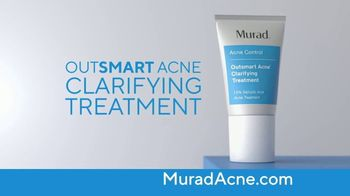 Murad Acne Control TV Spot, 'Outsmart Acne' - 368 commercial airings