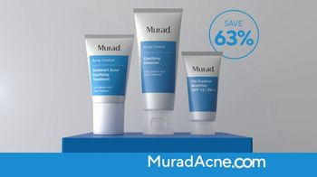 Murad Acne Control TV Spot, 'Outsmart Acne' - Thumbnail 7