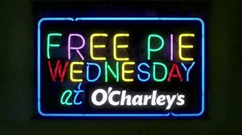 O'Charley's Free Pie Wednesday TV Spot, 'How Should a Good Meal End?' - Thumbnail 10