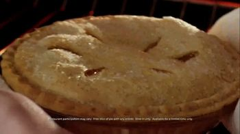 O'Charley's Free Pie Wednesday TV Spot, 'How Should a Good Meal End?' - Thumbnail 5