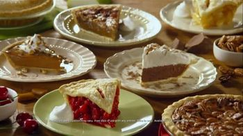O'Charley's Free Pie Wednesday TV Spot, 'How Should a Good Meal End?' - Thumbnail 6