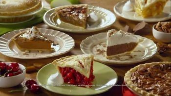 O'Charley's Free Pie Wednesday TV Spot, 'How Should a Good Meal End?' - Thumbnail 7