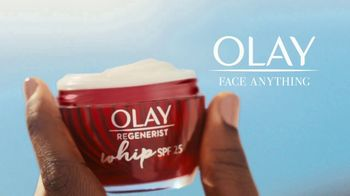 Olay Regenerist Whip SPF 25 TV Spot, 'Mama Cax and her SPF' - Thumbnail 10