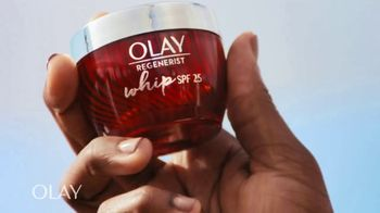 Olay Regenerist Whip SPF 25 TV Spot, 'Mama Cax and her SPF' - Thumbnail 4