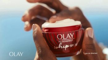 Olay Regenerist Whip SPF 25 TV Spot, 'Mama Cax and her SPF' - Thumbnail 7