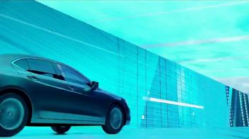 2019 Acura TLX TV Spot, 'Designed for Where You Drive' [T2] - 206 commercial airings
