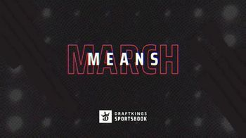 DraftKings Sportsbook TV Spot, 'March Madness: Tourney Bracket' - Thumbnail 1