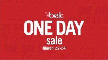 Belk One Day Sale TV Spot, '3-Day Doorbusters' - Thumbnail 3