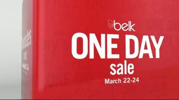 Belk One Day Sale TV Spot, '3-Day Doorbusters' - Thumbnail 4