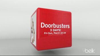 Belk One Day Sale TV Spot, '3-Day Doorbusters' - Thumbnail 5