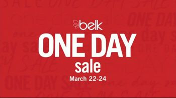 Belk One Day Sale TV Spot, '3-Day Doorbusters: Clothing' - Thumbnail 2