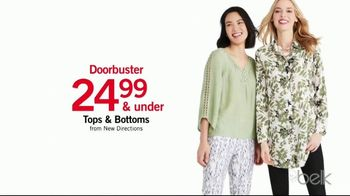Belk One Day Sale TV Spot, '3-Day Doorbusters: Clothing' - Thumbnail 5