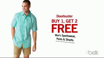 Belk One Day Sale TV Spot, '3-Day Doorbusters: Clothing' - Thumbnail 6