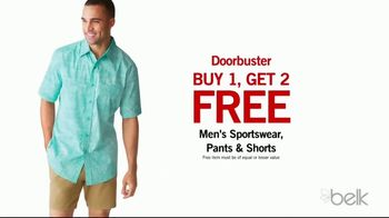 Belk One Day Sale TV Spot, '3-Day Doorbusters: Clothing' - Thumbnail 7