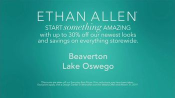 Ethan Allen TV Spot, 'Start Something Amazing: 30 Percent' - Thumbnail 9