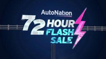 AutoNation 72 Hour Flash Sale TV Spot, '2018 Ford F150 STX'