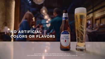 Michelob ULTRA TV Spot, 'Artificial Devices: Not Old Enough' - Thumbnail 8