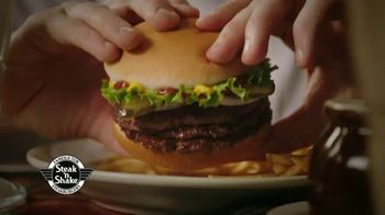 Steak 'n Shake 4-4-4 TV Spot, 'Double 'n Cheese Steakburger' - Thumbnail 1