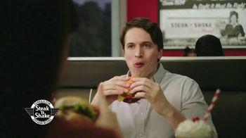 Steak 'n Shake 4-4-4 TV Spot, 'Double 'n Cheese Steakburger' - Thumbnail 6