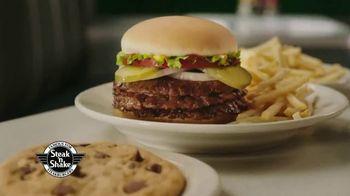 Steak 'n Shake 4-4-4 TV Spot, 'Double 'n Cheese Steakburger' - Thumbnail 9