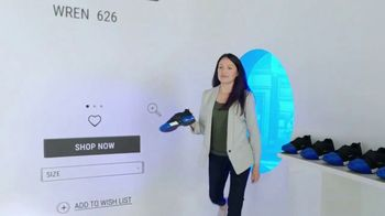 AT&T Business TV Spot, 'Edge-to-Edge Intelligence: Athletic Shoes' - Thumbnail 6