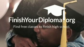Finish Your Diploma TV Spot, 'You Need Support' - Thumbnail 4
