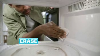 Mr. Clean Magic Eraser Sheets TV Spot, 'Struggling With Wipes' - Thumbnail 3