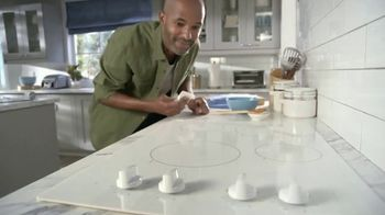 Mr. Clean Magic Eraser Sheets TV Spot, 'Struggling With Wipes'