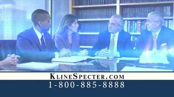 Kline & Specter TV Spot, 'Most Big Injury Verdicts and Settlements' - Thumbnail 10