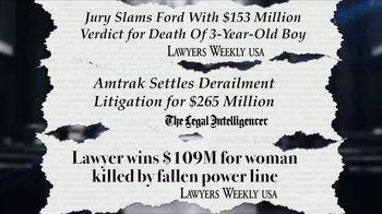 Kline & Specter TV Spot, 'Most Big Injury Verdicts and Settlements' - Thumbnail 3