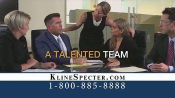 Kline & Specter TV Spot, 'Most Big Injury Verdicts and Settlements' - Thumbnail 7