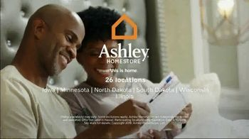 Ashley HomeStore Spring Home Mattress Event TV Spot, 'Gift With Purchase' Song By Midnight Riot - Thumbnail 8