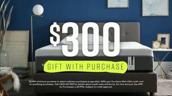 Ashley HomeStore Spring Home Mattress Event TV Spot, 'Gift With Purchase' Song By Midnight Riot - Thumbnail 5