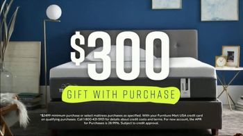 Ashley HomeStore Spring Home Mattress Event TV Spot, 'Gift With Purchase' Song By Midnight Riot - Thumbnail 6