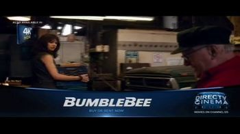 DIRECTV Cinema TV Spot, 'Bumblebee' - Thumbnail 1