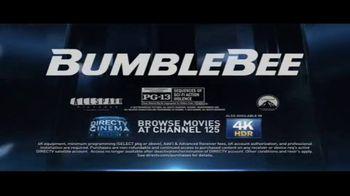 DIRECTV Cinema TV Spot, 'Bumblebee' - Thumbnail 9