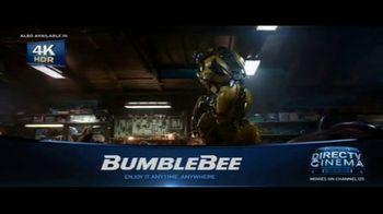DIRECTV Cinema TV Spot, 'Bumblebee' - Thumbnail 3