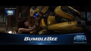 DIRECTV Cinema TV Spot, 'Bumblebee'
