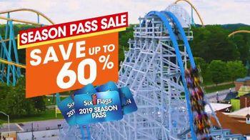 Six Flags Season Pass Sale TV Spot, '2019 Spring Break: White Water Pass' - Thumbnail 6