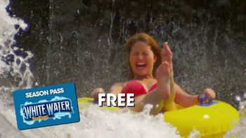 Six Flags Season Pass Sale TV Spot, '2019 Spring Break: White Water Pass' - Thumbnail 7