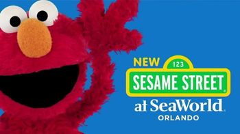 SeaWorld Sesame Street TV Spot, 'Now Open'