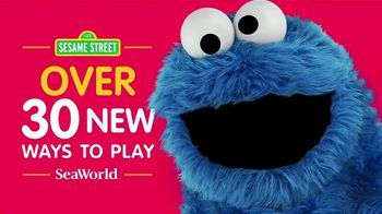 SeaWorld Sesame Street TV Spot, 'Now Open' - Thumbnail 4