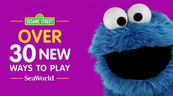 SeaWorld Sesame Street TV Spot, 'Now Open' - Thumbnail 5