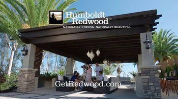 Humboldt Redwood TV Spot, 'Pergola Improves Outdoor Space' - Thumbnail 8