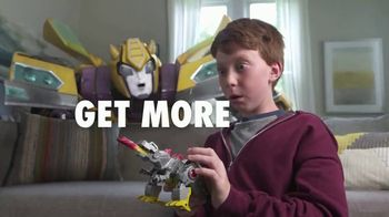 Transformers Cyberverse Action Attackers TV Spot, 'Get More Whoa' - Thumbnail 7